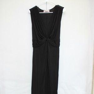 Philosophy Women's Size 2xl Black Maxi Dress